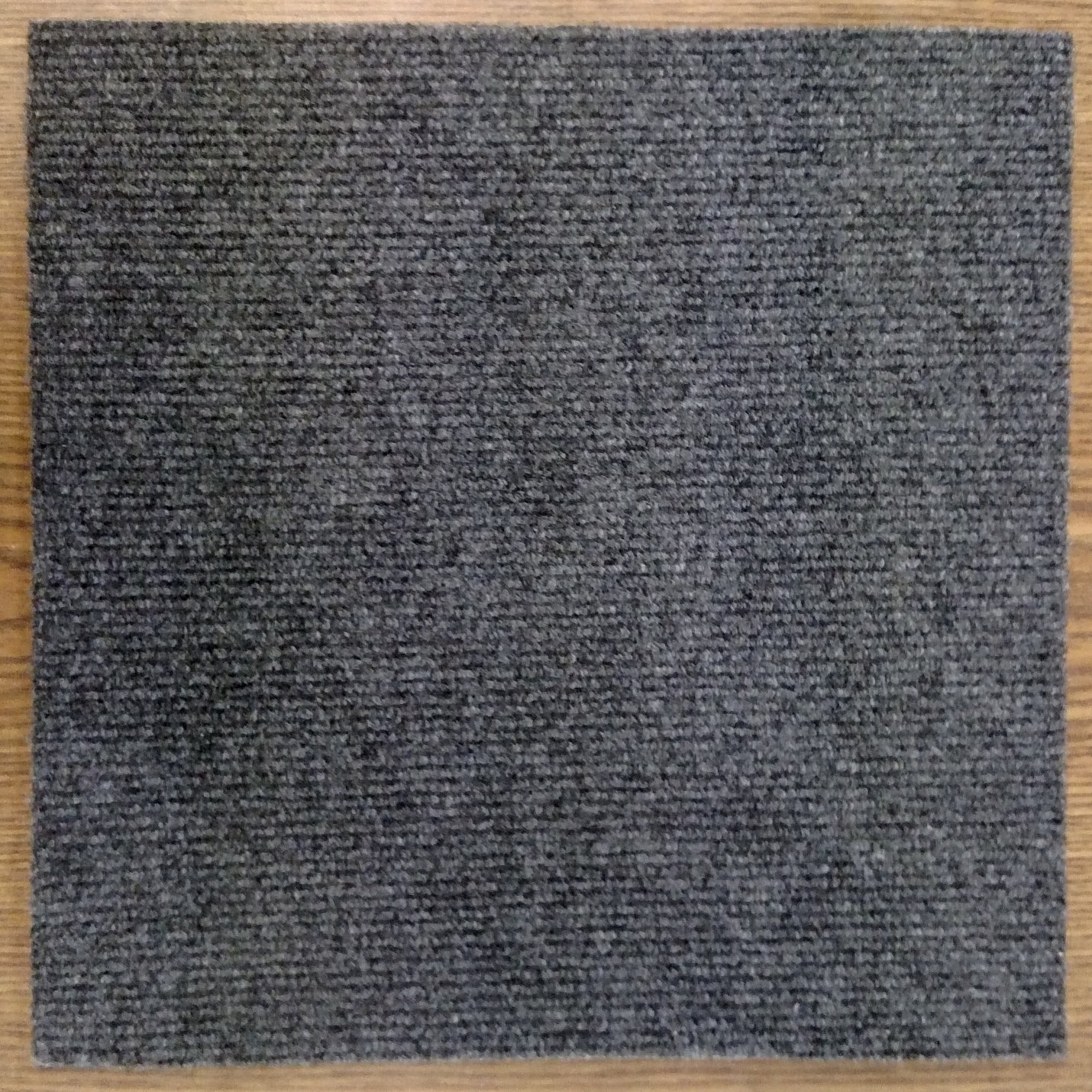 Carpet Tiles Self Stick 12'' (72 Sq. Ft.) Charcoal Gray