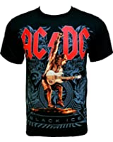 AC/DC T-Shirt acdc Black Ice Schwarz R 525