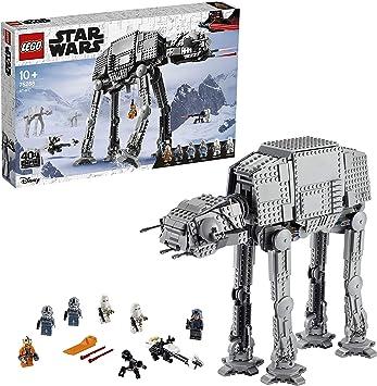 Oferta amazon: LEGO Star Wars - AT-AT Juguete de Construcción de Caminante AT-AT de La Guerra de las Galaxias, Juguete Creativo con Minifiguras a partir de 10 Años (75288)