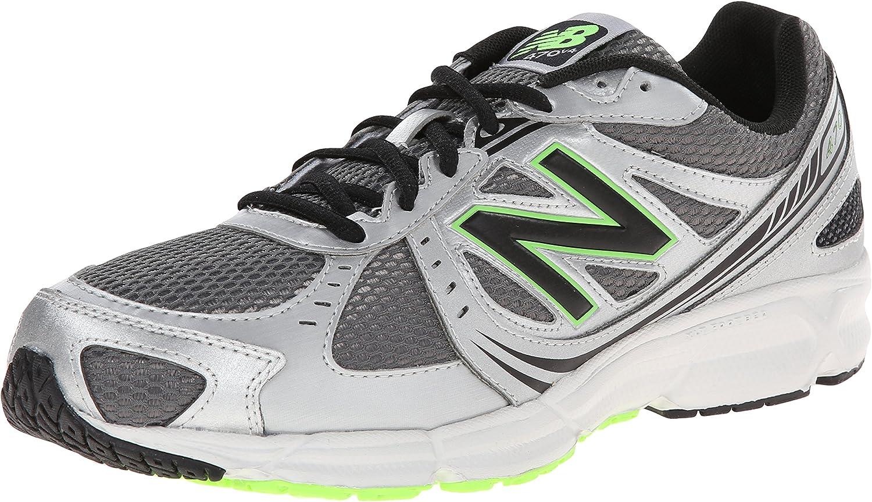 medio Vigilancia Peladura  Amazon.com | New Balance Men's M470v4 Running Shoe | Road Running