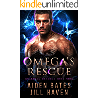 Omega's Rescue (Guardian Dragons Book 4)
