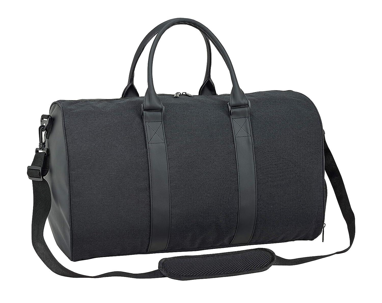 Safta Bolsa De Deporte Blackfit8 Black /& Black Oficial 530x280x300mm