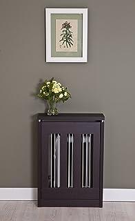 Intradisa 3061 - Cubre radiador, 60 cm de Ancho wengue