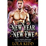 New Year, New Ewe (Small Town Shifters: Celebration Book 1)