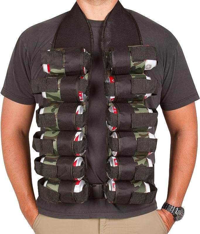 12-Pack Drink Vest
