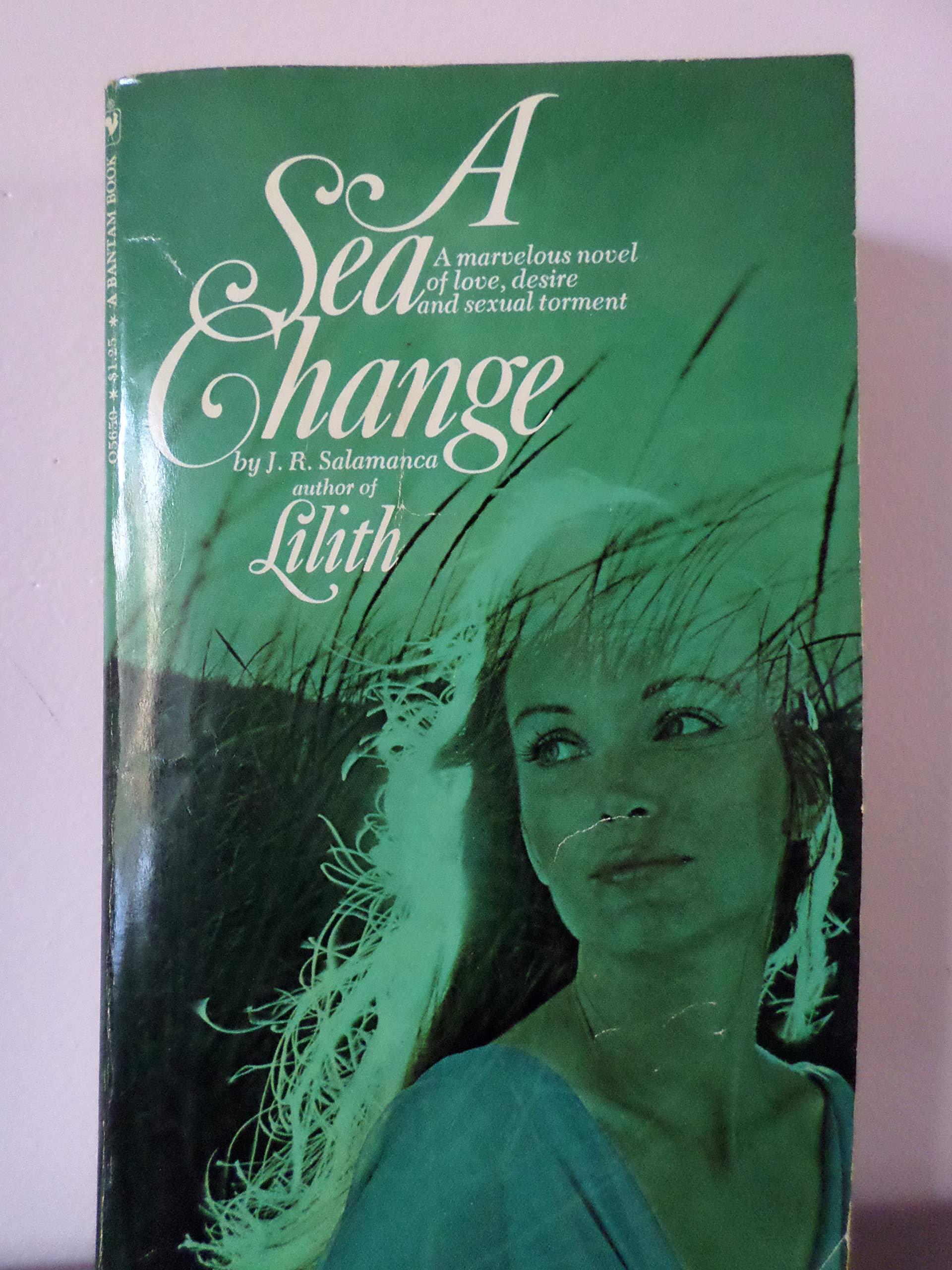 Amazon.com: A Sea Change: J. R. Salamanca: Books