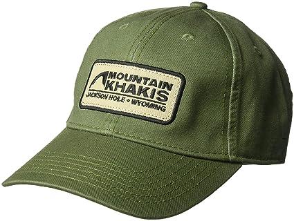 710b2fa8f0f Amazon.com  Mountain Khakis Soul Patch Cap
