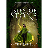 Isles of Stone: The Complete Trilogy: Emerald's Fracture, Sunstone's Secret, & Obsidian's Legacy (English Edition)