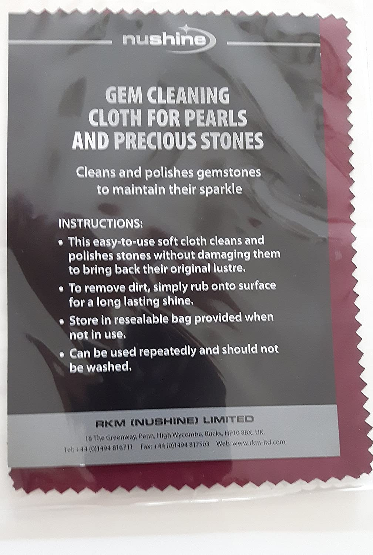 Nushine Gem Cleaning Cloth (LARGE 44 x 31.5cm) X241