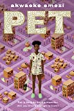cover of PET, by akwaeke emezi