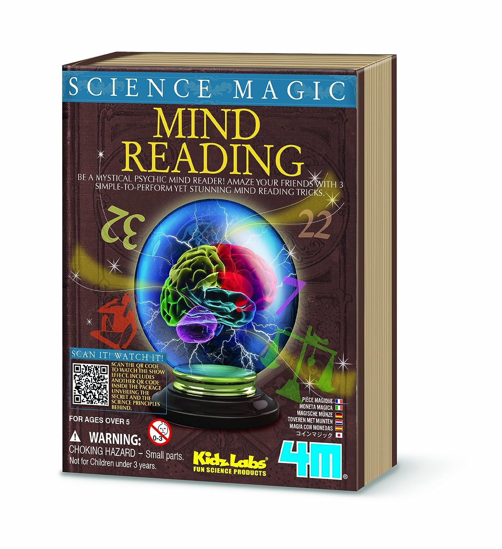 4m Kidz Labs Science Magic Hypnotic Spinner Toysmith 4910
