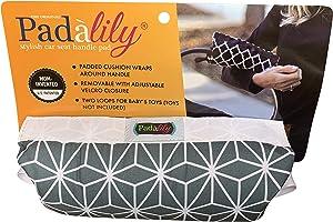 Padalily The Original Car Seat Handle Cushion (Star White)