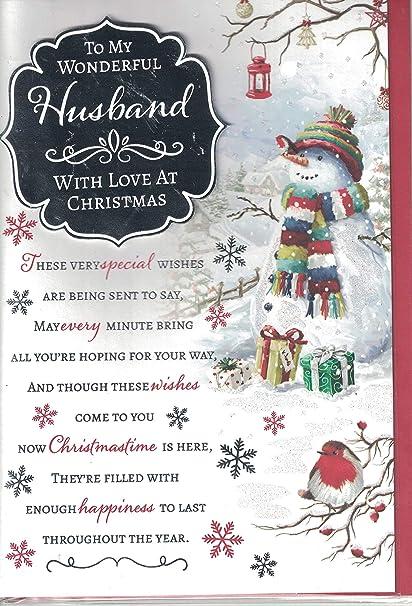 Esposo felicitaciones navideñas~feliz Navidad a mi marido ...