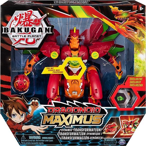 Bakugan Dragonoid