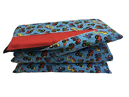 Amazon KinderMat Cover Pillowcase Style Full Sheet For Rest