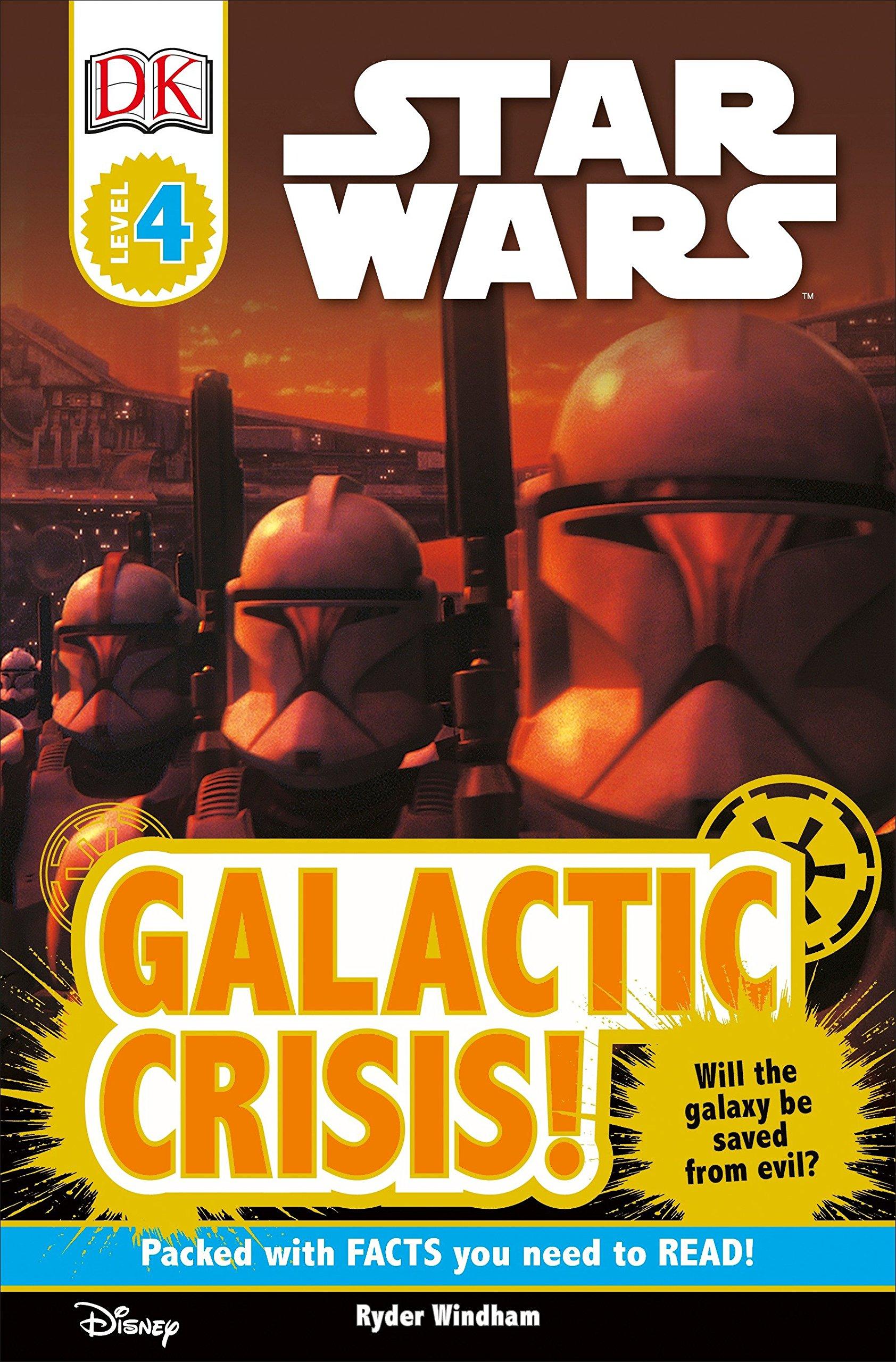 Download Star Wars: Galactic Crisis! pdf
