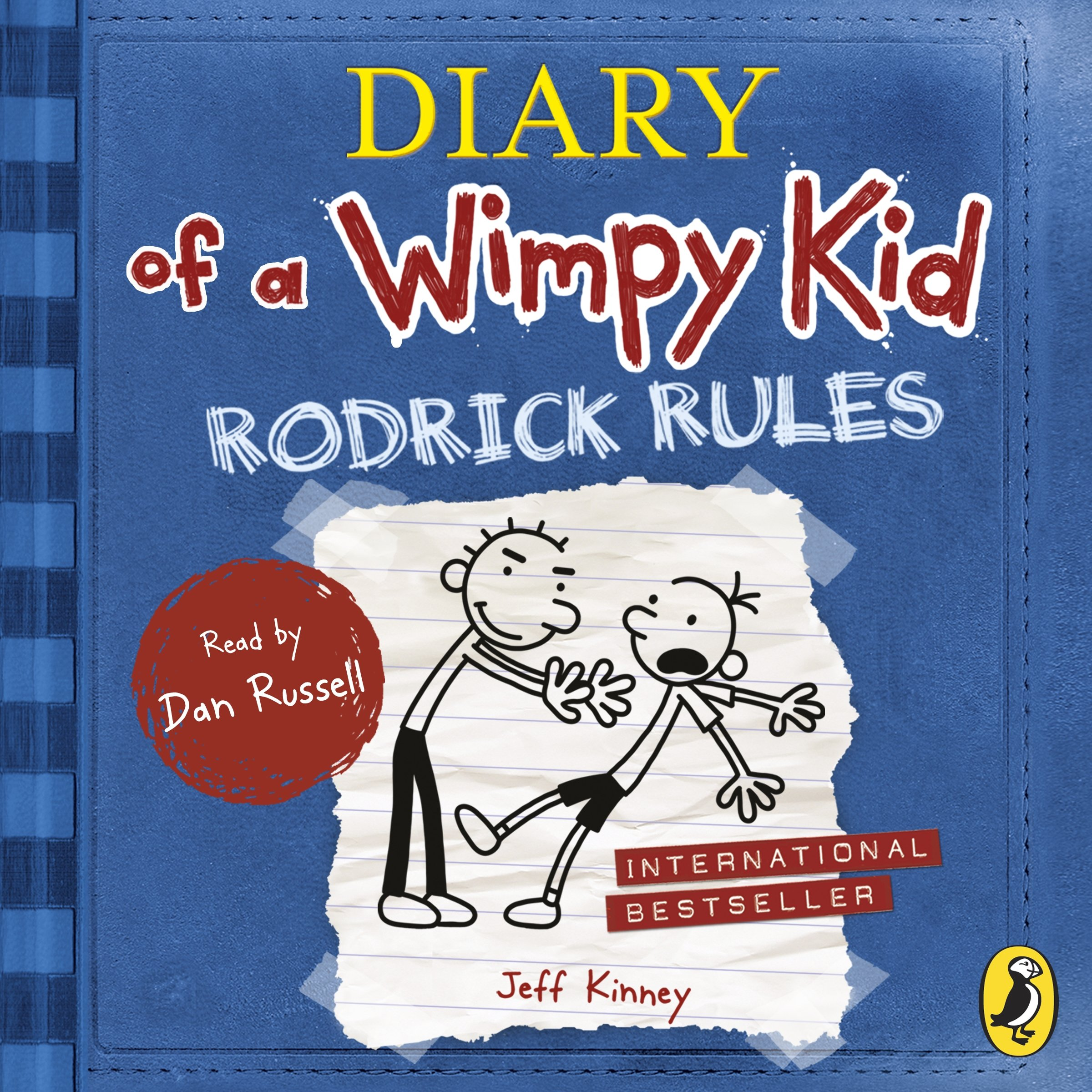 Diary Of A Wimpy Kid Rodrick Rules 9780241355725 Amazon Com Books