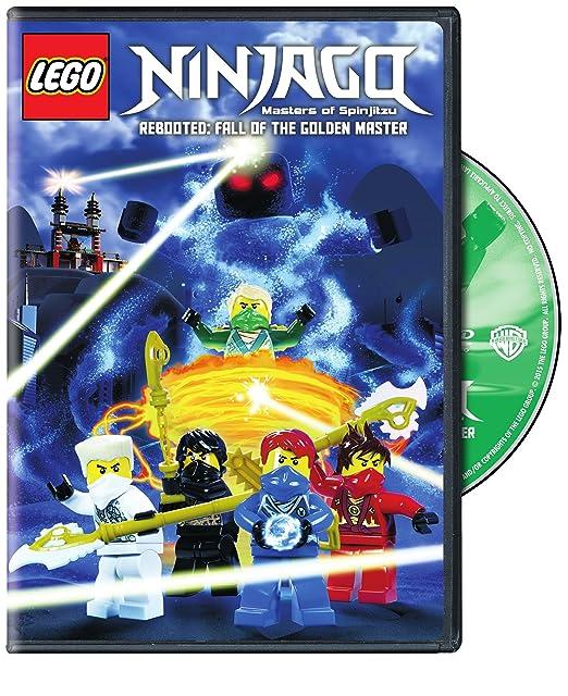 Amazon.com: LEGO Ninjago: Masters of Spinjitzu: Rebooted ...