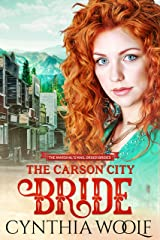 The Carson City Bride: Historical Western Romance (The Marshals Mail Order Brides Book 1) Kindle Edition