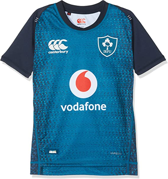 Canterbury - Camiseta de Rugby Oficial de Irlanda 18/19 para niños, Infantil, B809423L15: Amazon.es: Ropa y accesorios