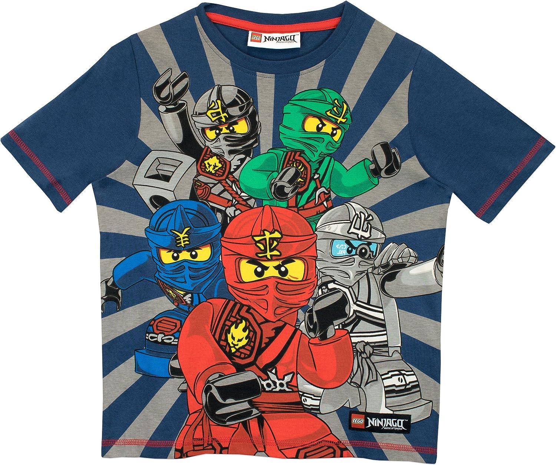 Lego Pigiama Ninjago per bimbo