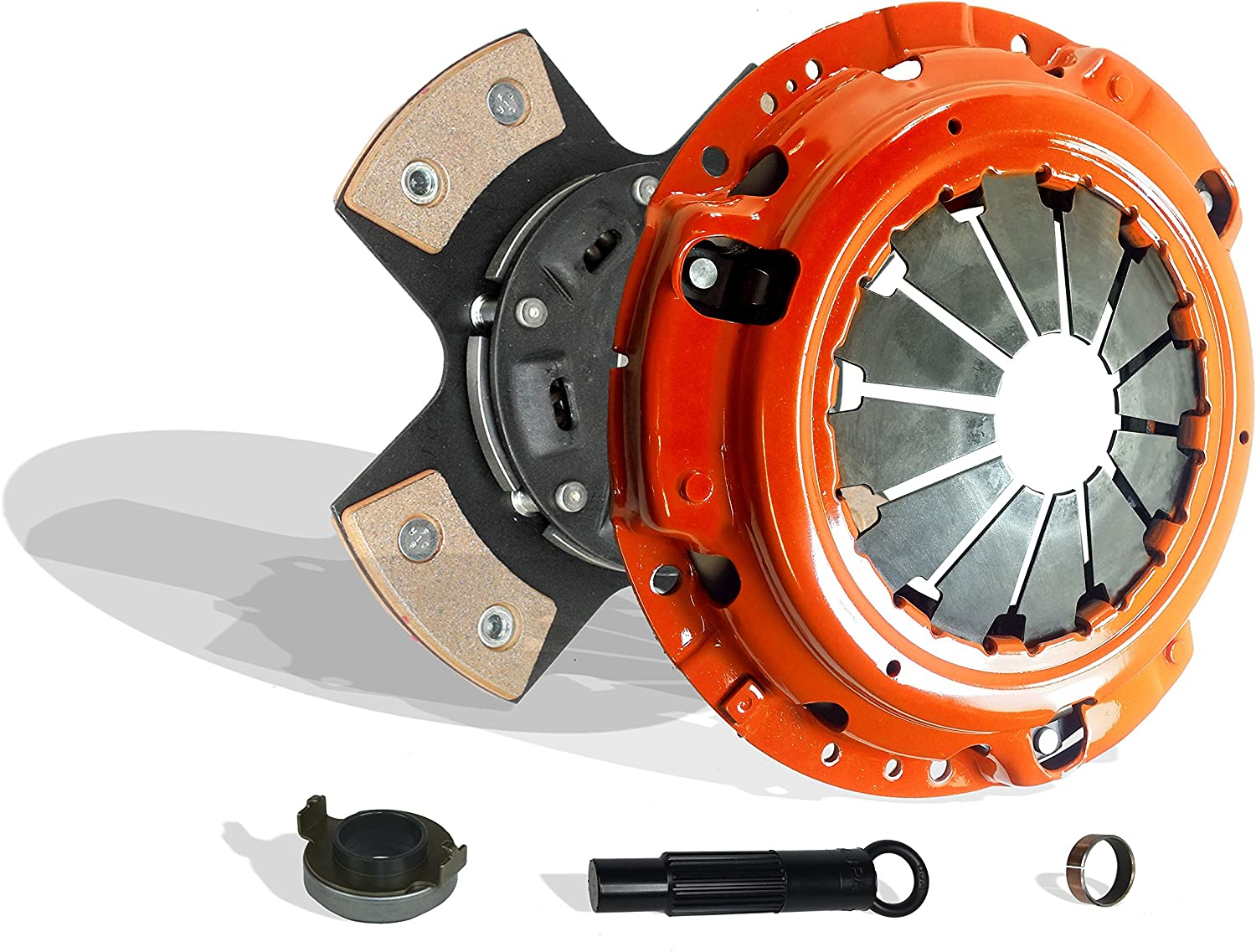 NEW HD STAGE 1 CLUTCH KIT FOR HONDA ACCORD EX DX SE GAS 4Cyl DOHC