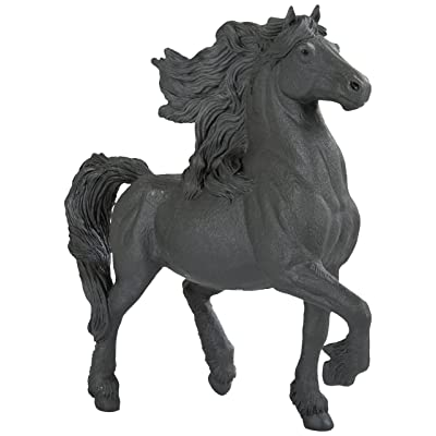 Safari 152805 WC Horses Friesian Mare Minature: Toys & Games