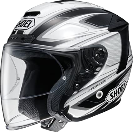 Shoei bike helmet jet J-FORCE4 BRILLER (Briey) TC-6 (WHITE