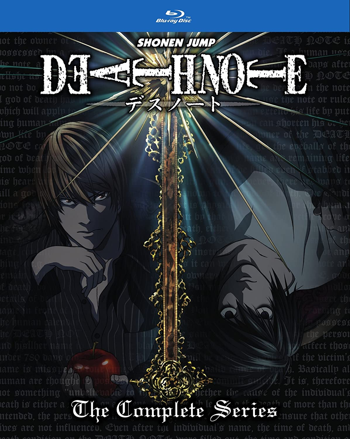 Amazon.com: Death Note: Complete Series Standard Edition (Blu-ray ...