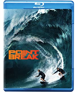 Point Break (2015) [Blu-ray]