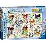 Ravensburger Butterfly Splendours 1000pc Jigsaw Puzzle