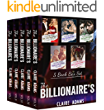 The Billionaires Box Set (5 Billionaire Romances)