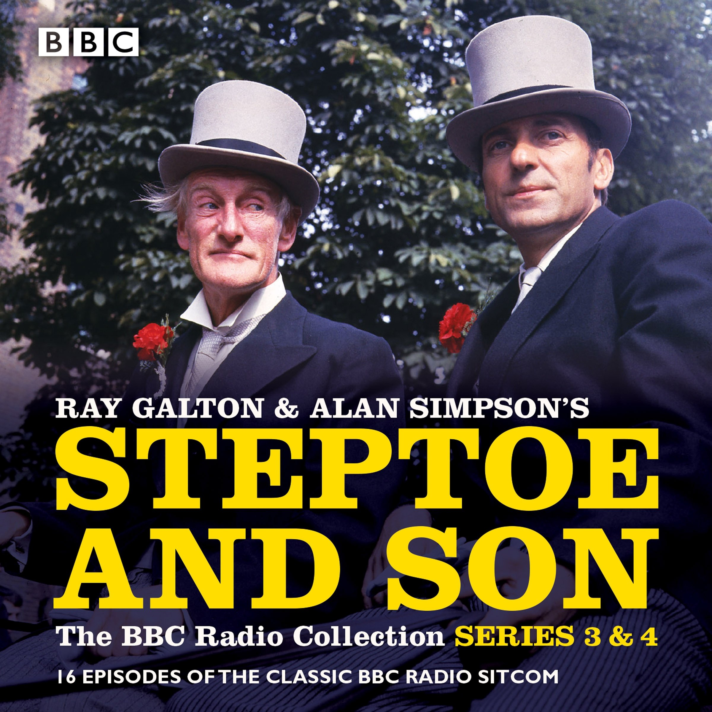 Steptoe & Son: Series 3 & 4: 16 episodes of the classic BBC radio sitcom (Steptoe & Son: The BBC Radio Collection)