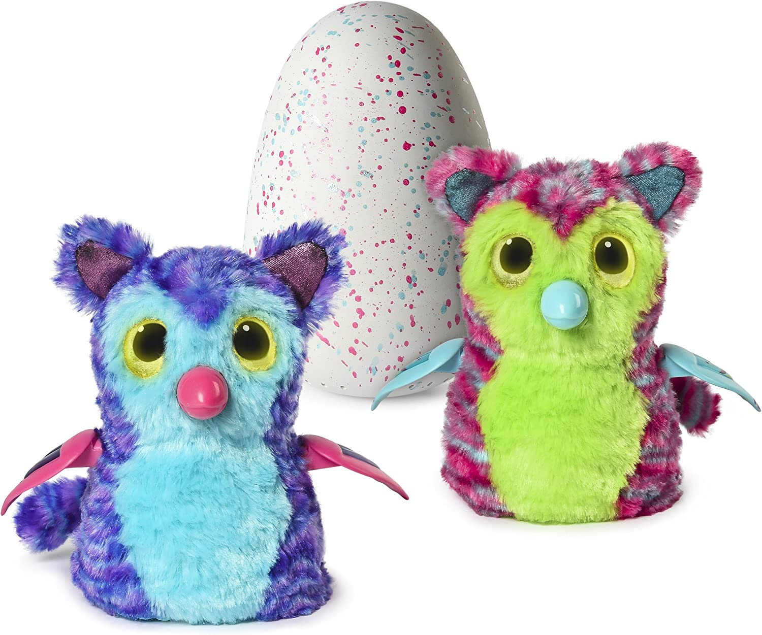 Hatchimals Fabula Forest - Hatching Egg with Interactive Tigrette by Spin Master (Styles and Colors May Vary)