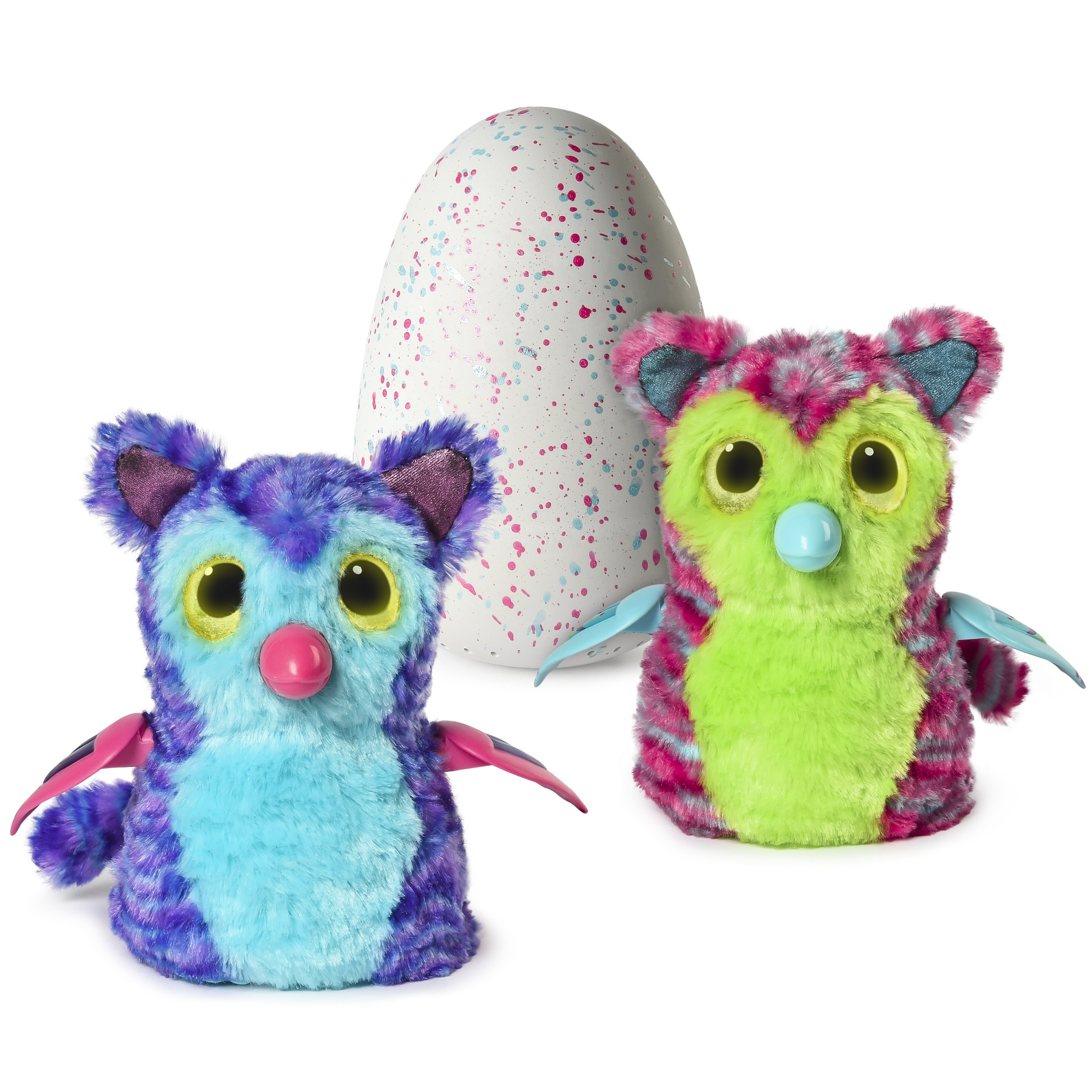 Hatchimals Fabula Forest – - Hatching Egg with Interactive Tigrette by Spin Master (Styles and Colors May Vary)