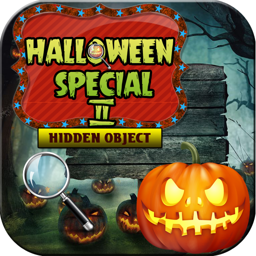 Hidden Objects - Halloween Special