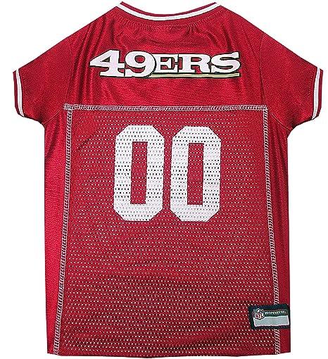 1e854b5118f Amazon.com   NFL SAN FRANCISCO 49ERS DOG Jersey
