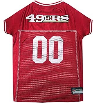 huge selection of 189b2 888cf NFL PET Jersey. Most Comfortable Football Licensed Dog Jersey. 32 NFL Teams  Available in 7 Sizes. Football Jersey for Dogs, Cats & Animals. - Sports ...