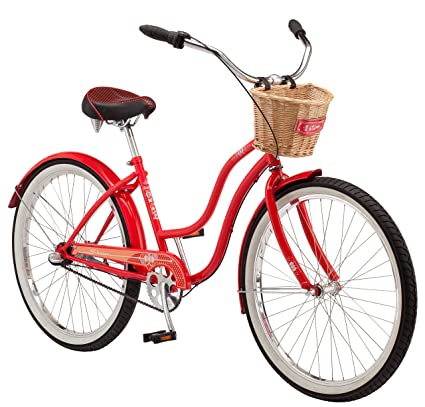 684a9a5621e Amazon.com : Schwinn Women's Scarlet 26