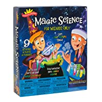 Deals on Scientific Explorer Magic Science for Wizards Only Kit