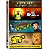 The Cult Horror Colection SET! - The Skull, The Man Who Could Cheat Death, & The Deadly Bees