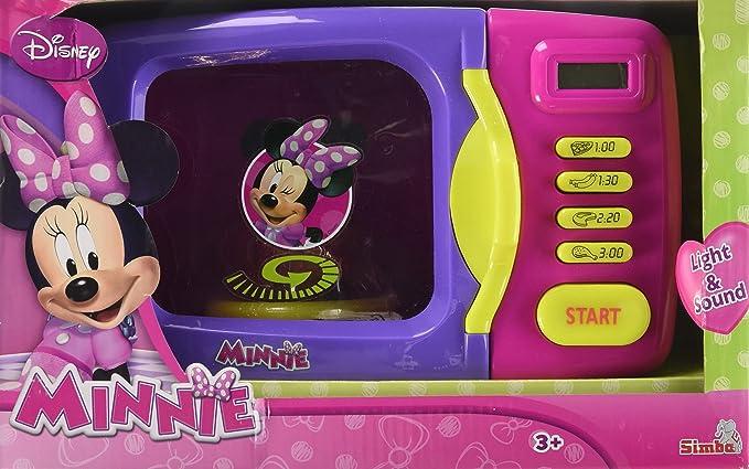SAMBRO Minnie Microondas Quan: Amazon.es: Juguetes y juegos