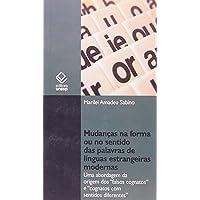 Mudanças na forma ou no sentido das palavras de línguas estrangeiras modernas