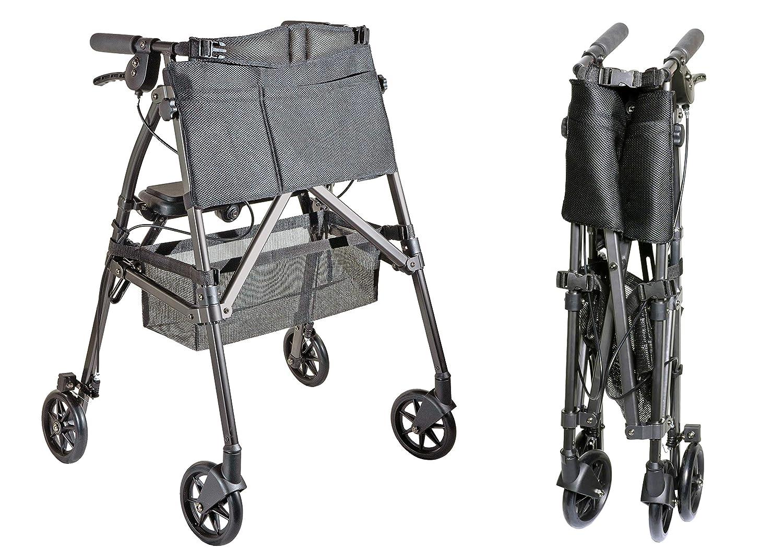 Amazon.com: Standers Ez - Andador plegable, 4350-BW, 1 ...