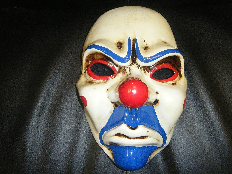 Zahltag Ufer Räuber Joker The Heist 2 Maske Kostüm Wrestling Erwachsene Cosplay