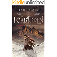 The Forbidden: A Fantasy Romance Series (The Ancestors Saga, Book 1)