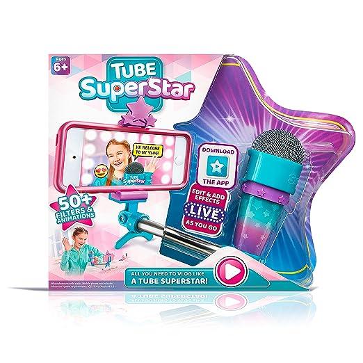 TV & Movie Character Toys Tube Superstar Vlog Star Vlogging Kit with