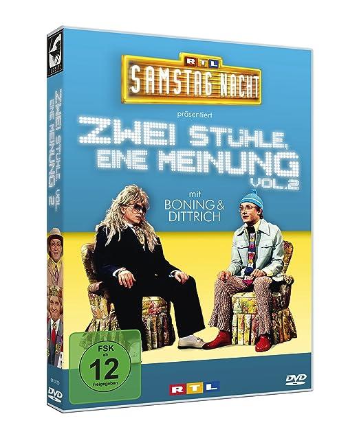 RTL Samstag Nacht - Zwei Stühle, eine Meinung Vol. 2 Alemania DVD ...