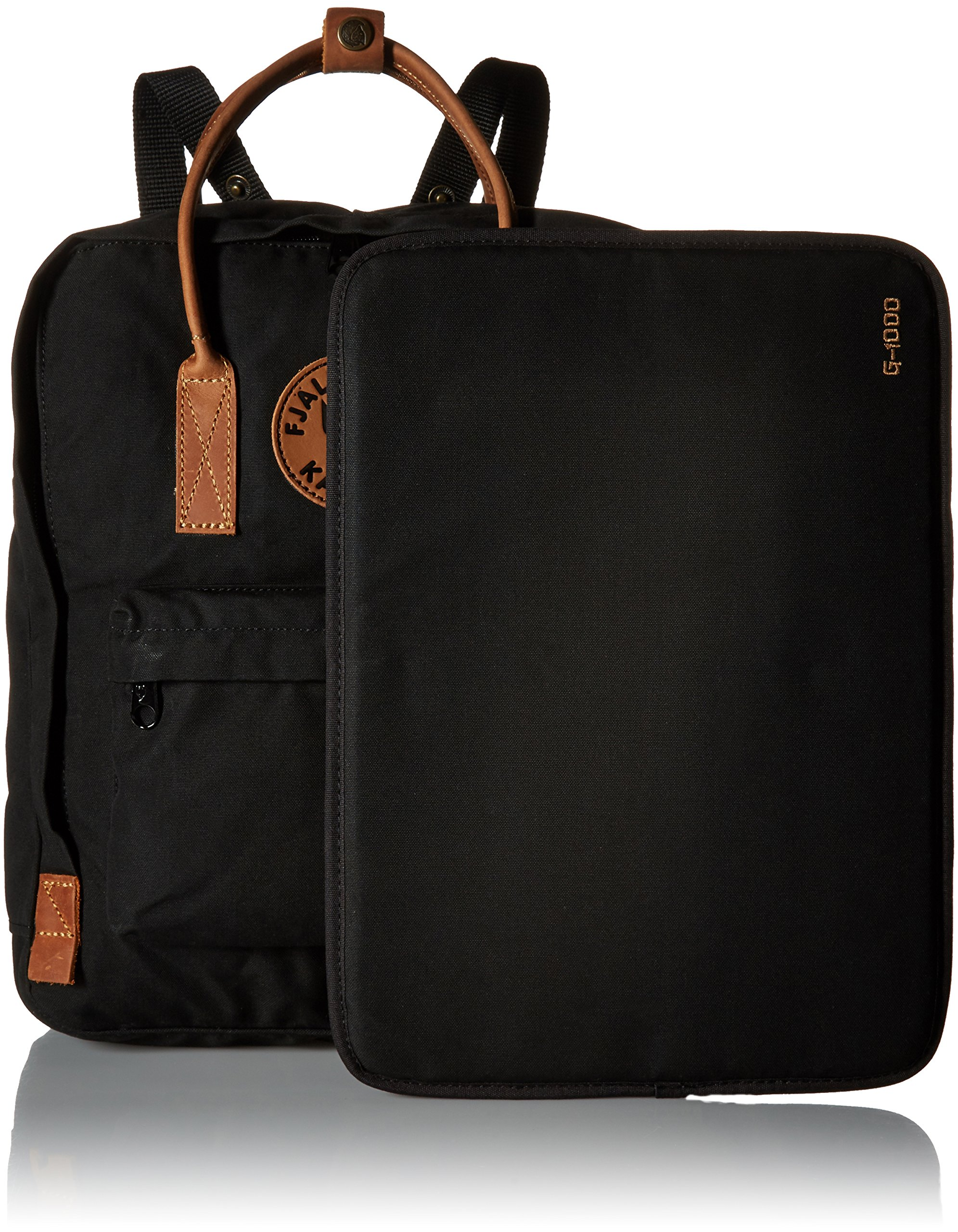 Fjallraven - Kanken No. 2, Heritage and Responsibility Since 1960, Black by Fjällräven (Image #4)