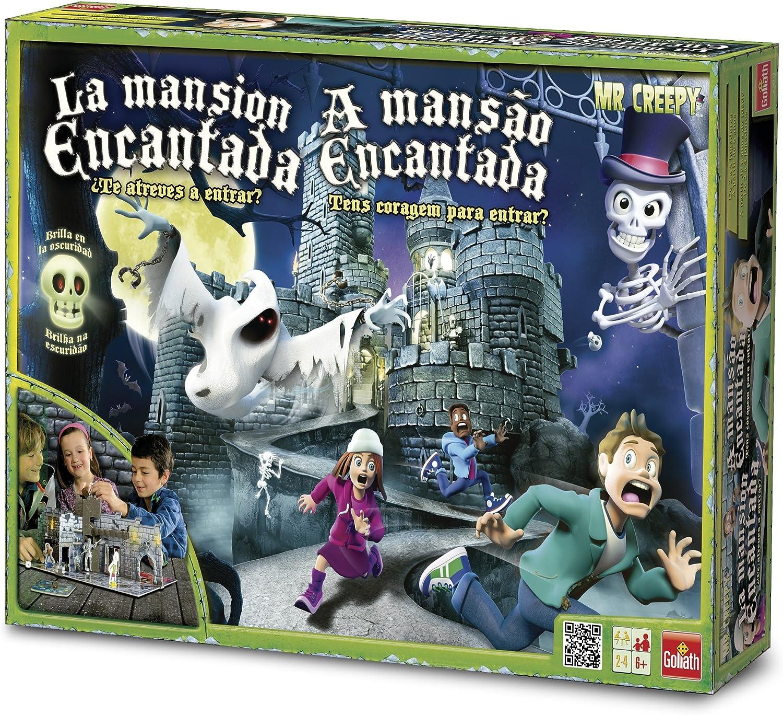 Goliath - La Mansion Encantada De Mr. Creppy 118-36118: Amazon.es: Juguetes y juegos
